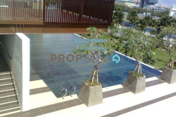 For Rent Condominium at Platino, Gelugor Freehold Fully Furnished 3R/2B 3.6k