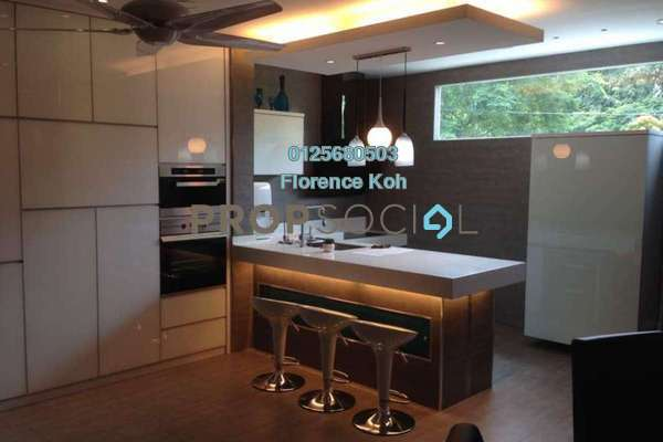 For Sale Terrace at Taman Desa Cemerlang, Ulu Tiram Freehold Semi Furnished 4R/5B 575k
