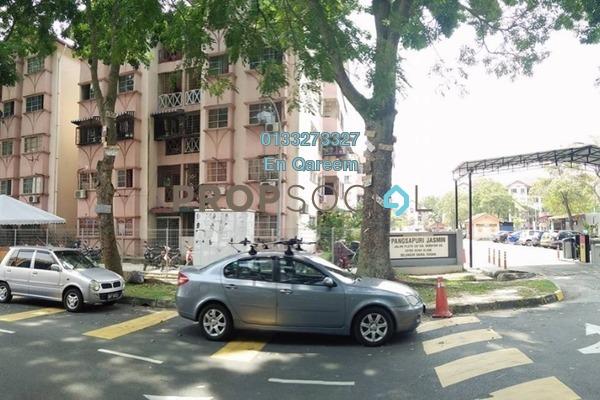 For Sale Condominium at Jasmin Apartment, Subang Freehold Semi Furnished 3R/2B 230k