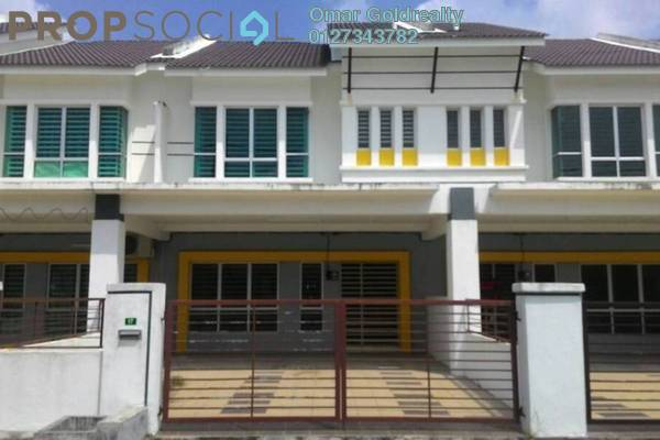 For Sale Terrace at Bandar Universiti Seri Iskandar, Bandar Universiti Seri Iskandar Freehold Unfurnished 4R/3B 280k