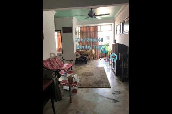 For Sale Condominium at Greenview Apartment, Kepong Freehold Semi Furnished 3R/2B 218k