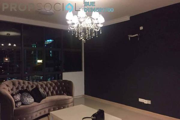For Sale Serviced Residence at Vista Alam, Shah Alam Freehold Fully Furnished 4R/2B 720k