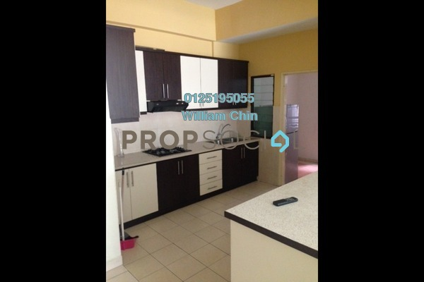 For Rent Condominium at Hartamas Regency 1, Dutamas Freehold Fully Furnished 3R/2B 3.3k