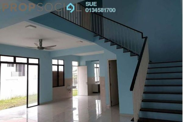For Rent Terrace at Pentas, Alam Impian Freehold Semi Furnished 4R/3B 2k