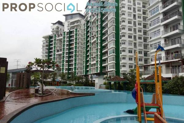 For Sale Condominium at D'Pines, Pandan Indah Freehold Semi Furnished 4R/2B 690k