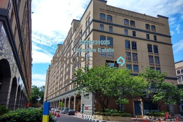 For Sale Office at Phileo Damansara 1, Petaling Jaya Freehold Fully Furnished 0R/1B 1.25m