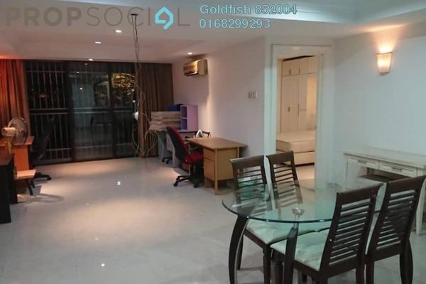 For Rent Condominium at Vista Komanwel, Bukit Jalil Freehold Fully Furnished 3R/2B 1.7k