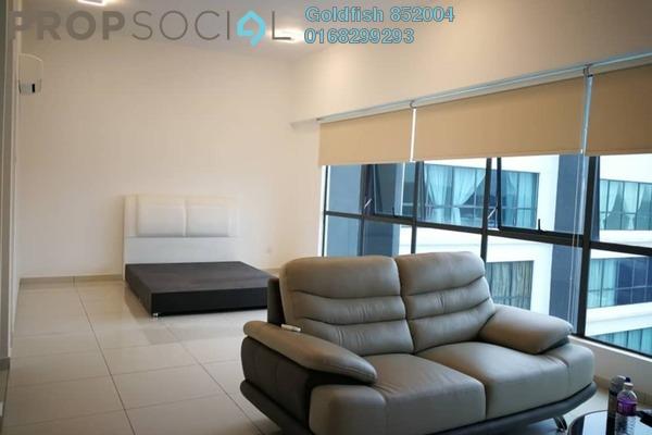 For Rent Condominium at Zeva, Bandar Putra Permai Freehold Fully Furnished 1R/1B 1.1k