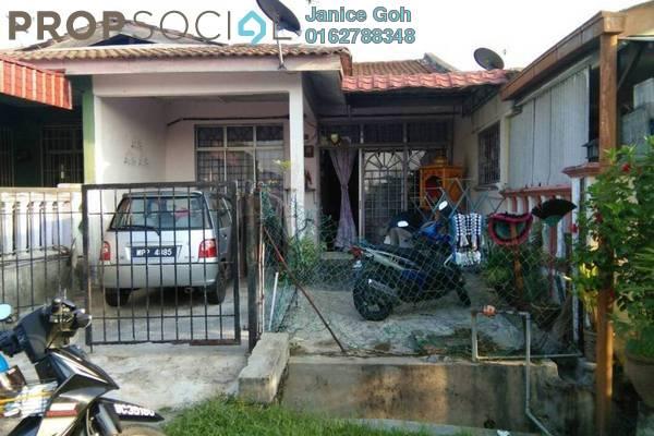 For Sale Terrace at Bandar Rinching, Semenyih Freehold Semi Furnished 3R/2B 295k