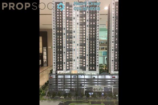 For Sale SoHo/Studio at Plaza Kelana Jaya, Kelana Jaya Freehold Unfurnished 2R/1B 299k