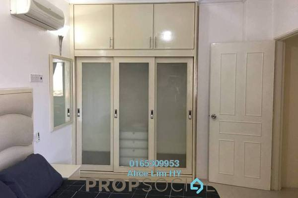 For Sale Condominium at Marina Bay, Tanjung Tokong Freehold Fully Furnished 3R/2B 700k
