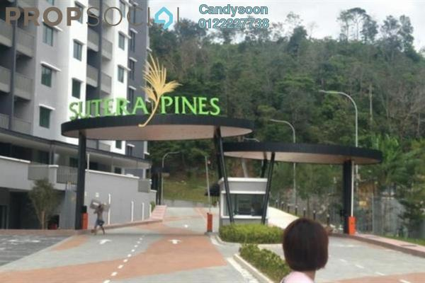 For Sale Condominium at Sutera Pines, Bandar Sungai Long Freehold Fully Furnished 3R/2B 580k