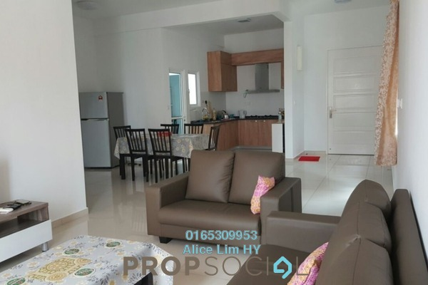 For Rent Condominium at One Imperial, Sungai Ara Freehold Fully Furnished 3R/2B 1.7k