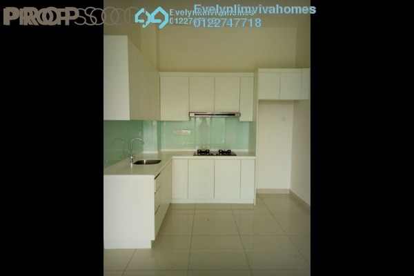 For Sale Condominium at Res 280, Selayang Freehold Semi Furnished 2R/2B 460k