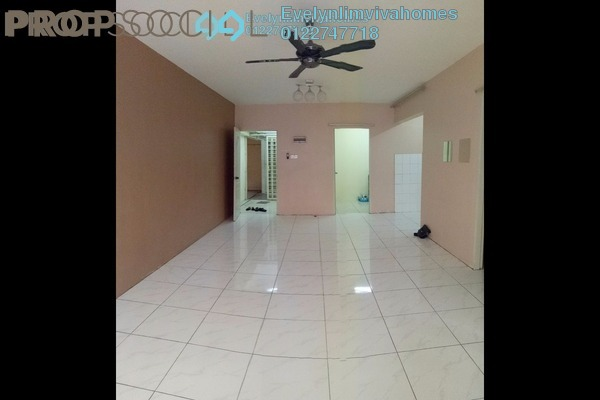 For Sale Condominium at Lakeview Apartment, Batu Caves Freehold Unfurnished 3R/2B 254k