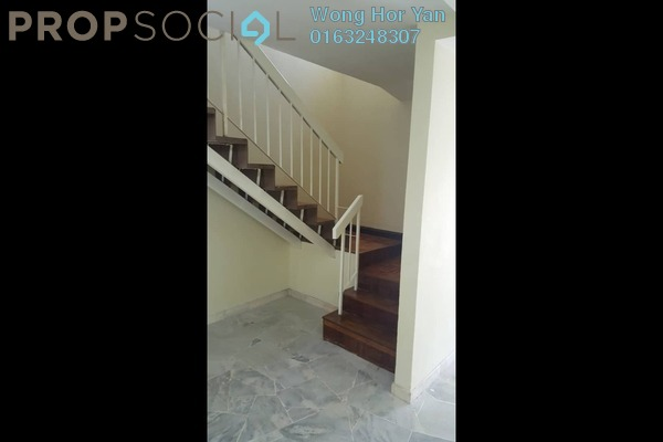 For Sale Terrace at Taman Puchong Perdana, Puchong Freehold Semi Furnished 4R/2B 460k
