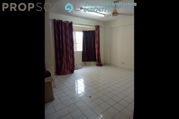 For Rent Apartment at Desa Dua, Kepong Freehold Unfurnished 3R/2B 900translationmissing:en.pricing.unit