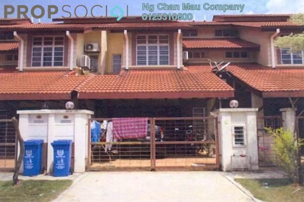 For Sale Link at Alstonia, Denai Alam Freehold Semi Furnished 0R/0B 632k