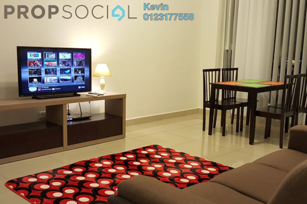 For Rent Condominium at The Scott Soho, Old Klang Road Freehold Fully Furnished 1R/2B 2.2k