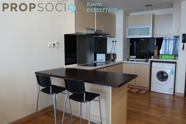For Rent Condominium at The Sentral Residences, KL Sentral Freehold Fully Furnished 1R/1B 2.5k