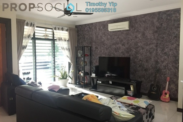 For Sale Terrace at Taman Esplanad, Bukit Jalil Freehold Unfurnished 5R/4B 1.73m
