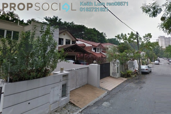 For Sale Terrace at Taman Seputeh, Seputeh Freehold Fully Furnished 4R/4B 1.5m
