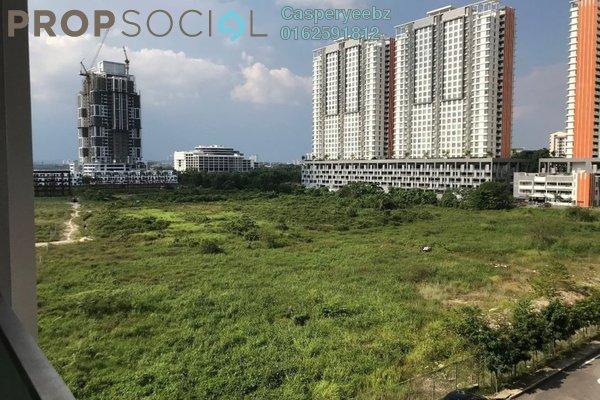 For Rent Condominium at Mutiara Ville, Cyberjaya Freehold Semi Furnished 1R/1B 1.2k