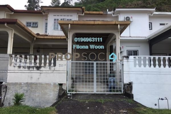 For Sale Terrace at Taman Bunga Raya, Bukit Beruang Leasehold Unfurnished 4R/3B 338k