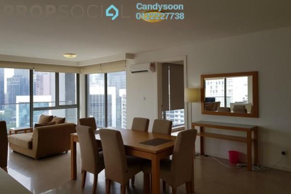 For Rent Condominium at Bintang Fairlane Residences, Bukit Bintang Freehold Fully Furnished 2R/2B 4.5k