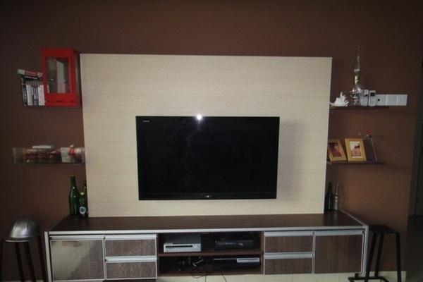 For Sale Condominium at Changkat View, Dutamas Freehold Semi Furnished 3R/2B 470k
