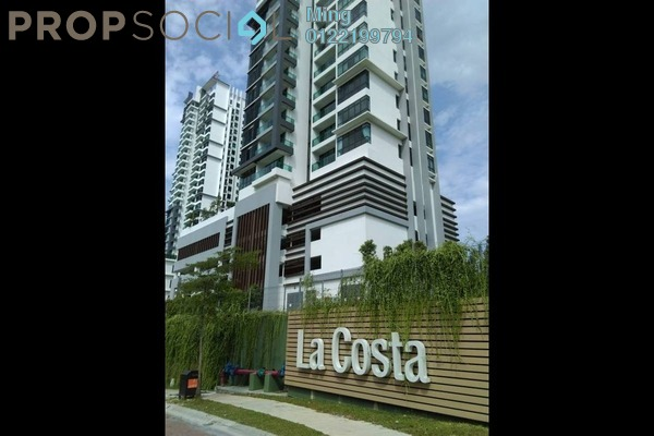 For Rent Condominium at LaCosta, Bandar Sunway Freehold Fully Furnished 4R/3B 4.5k