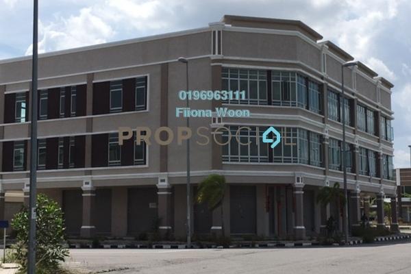 For Rent Shop at Plaza Bemban Bestari, Jasin Freehold Unfurnished 0R/0B 2.5k