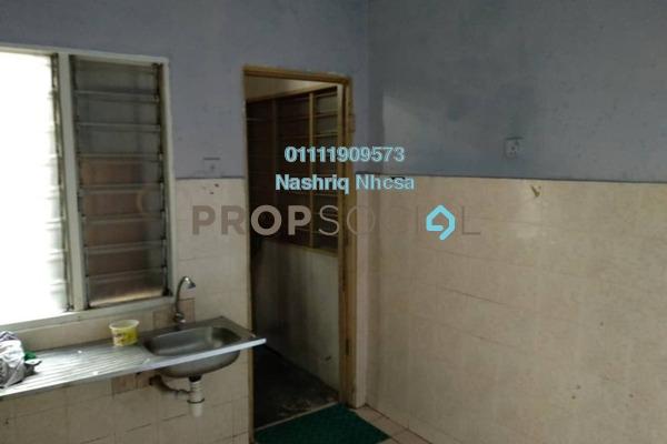 For Rent Apartment at Nilam Sari Flat, Shah Alam Freehold Unfurnished 3R/2B 750translationmissing:en.pricing.unit