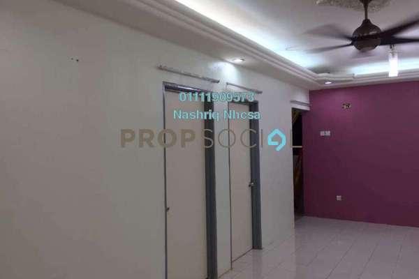 For Sale Apartment at Sri Astana, Batu Caves Freehold Semi Furnished 4R/2B 330k