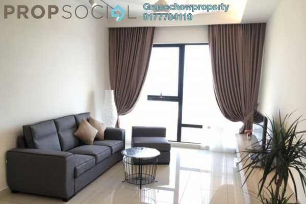 For Rent Apartment at SouthKey Mosaic @ SouthKey, Johor Bahru Freehold Fully Furnished 3R/2B 2.5k