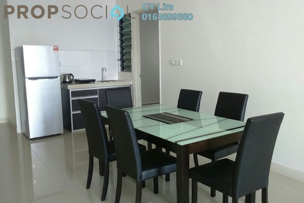 For Sale Condominium at Covillea, Bukit Jalil Freehold Fully Furnished 3R/2B 810k