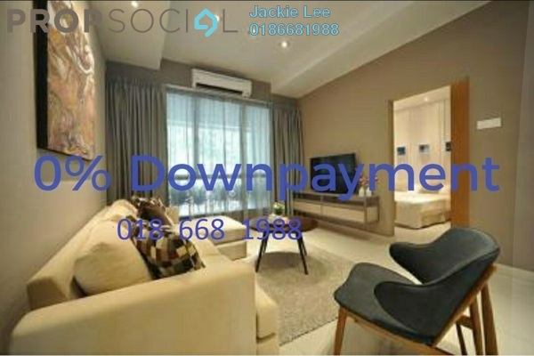 For Sale Condominium at Koi Kinrara, Bandar Puchong Jaya Freehold Semi Furnished 3R/2B 430k