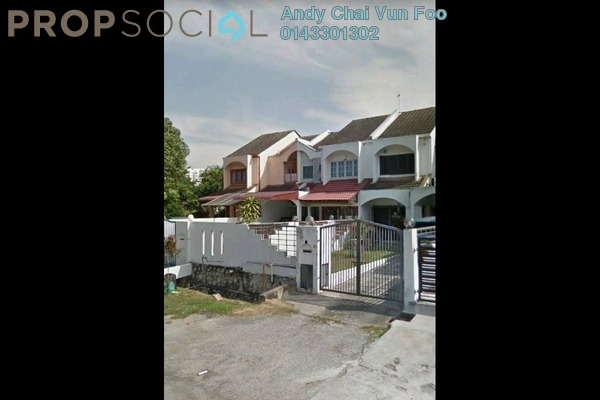 For Sale Terrace at SS19, Subang Jaya Freehold Fully Furnished 4R/3B 980k