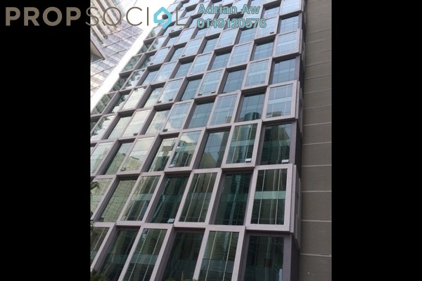 For Sale Office at Soho Suites, KLCC Freehold Semi Furnished 0R/0B 835k