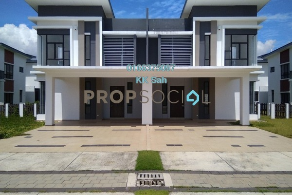 For Rent Semi-Detached at Setia EcoHill, Semenyih Freehold Semi Furnished 5R/4B 1.8k