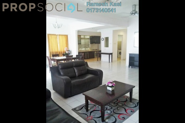 For Rent Condominium at Bayu Angkasa, Bangsar Freehold Fully Furnished 3R/2B 2.9k