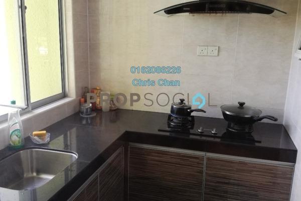 For Sale Condominium at Indera Subang, UEP Subang Jaya Freehold Fully Furnished 4R/3B 790k