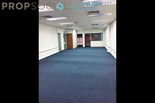 For Sale Office at Phileo Damansara 1, Petaling Jaya Freehold Semi Furnished 4R/2B 1.8m