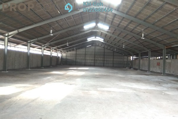 For Rent Factory at Taman Pusat Kepong, Kepong Freehold Semi Furnished 0R/0B 20k