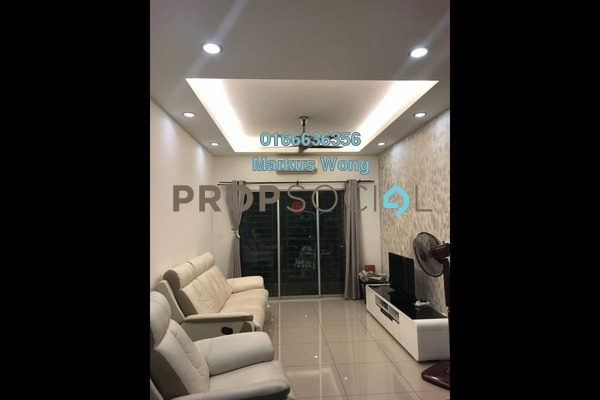 For Sale Serviced Residence at OUG Parklane, Old Klang Road Freehold Semi Furnished 3R/2B 450k