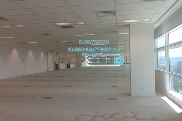 For Rent Office at Q Sentral, KL Sentral Freehold Unfurnished 1R/1B 97.5k
