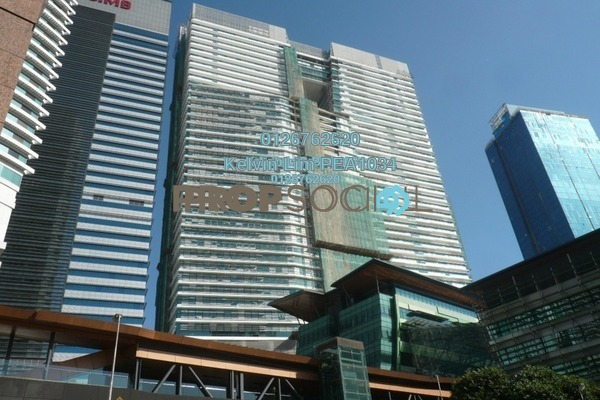 For Sale Office at Q Sentral, KL Sentral Freehold Unfurnished 0R/0B 1.98m