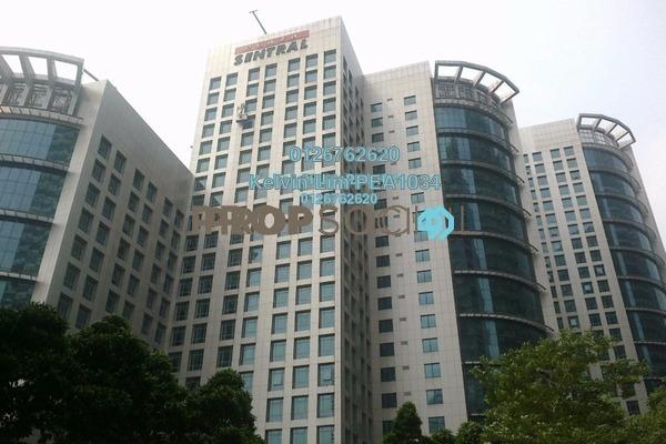 For Rent Office at Plaza Sentral, KL Sentral Freehold Unfurnished 1R/1B 11k