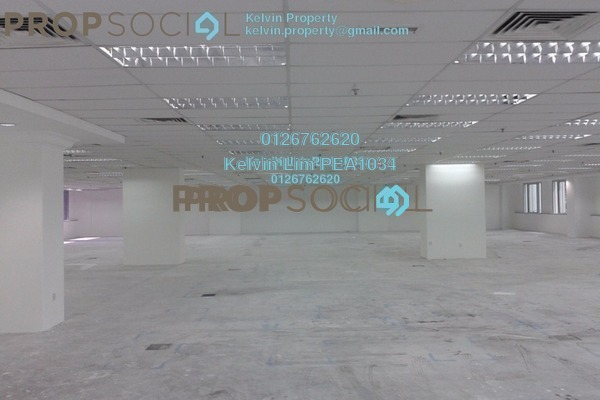 For Rent Office at Q Sentral, KL Sentral Freehold Unfurnished 0R/0B 90k