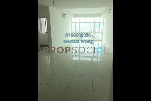 For Rent Serviced Residence at The Court, Sungai Besi Freehold Semi Furnished 3R/2B 2.5k